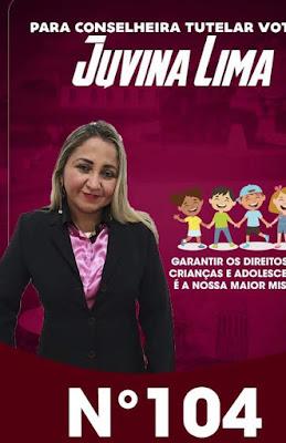 Eleições do Conselho Tutelar: Conselheira Juvina disputa vaga