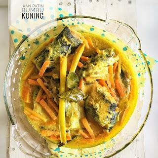 Ide Resep Masak Ikan Patin Bumbu Kuning