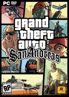 تحميل وتثبيت لعبة Gta San Andreas بخجم صغير للاجهزة pc و الكبيوتر