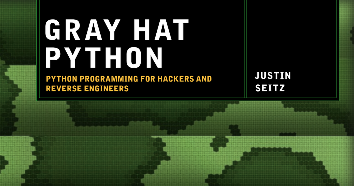 كتاب black hat python مترجم