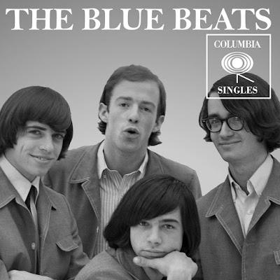 The Blue Beats  - Columbia  Singles