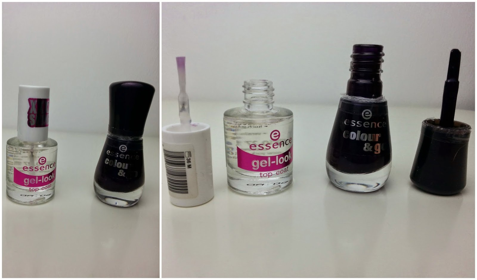 Gel Look XXL brillance, Colour & Go