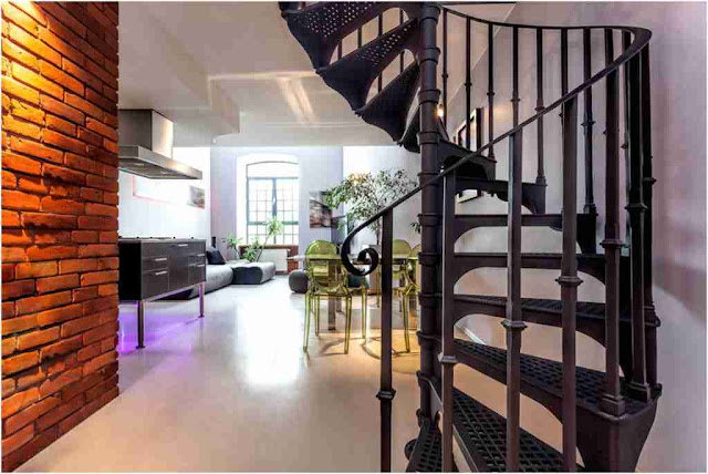 Benefits of using a Steel Staircase