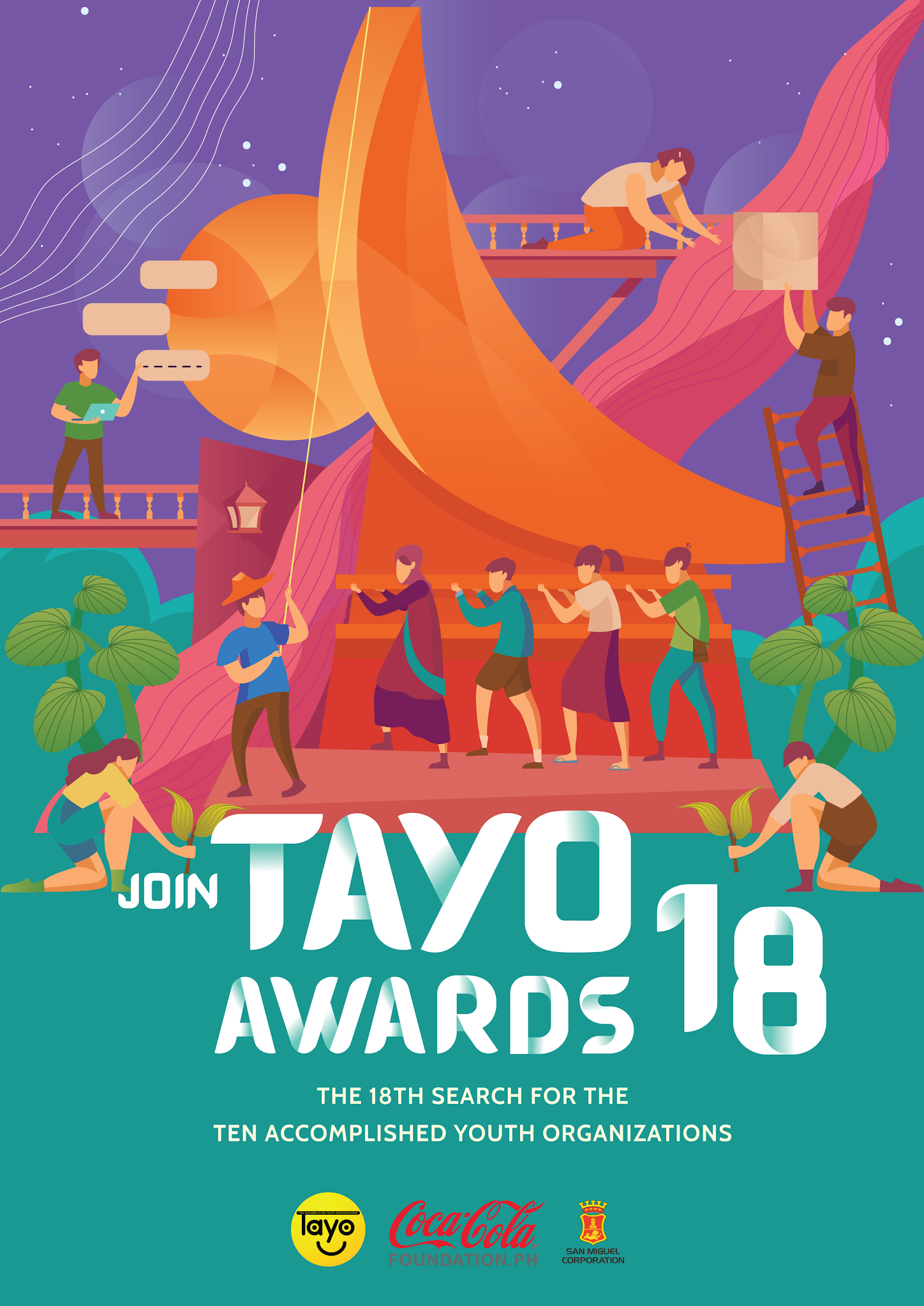 TAYO Awards 2020 Opens Digital Search For Youth Groups With COVID-19 Response Programs
