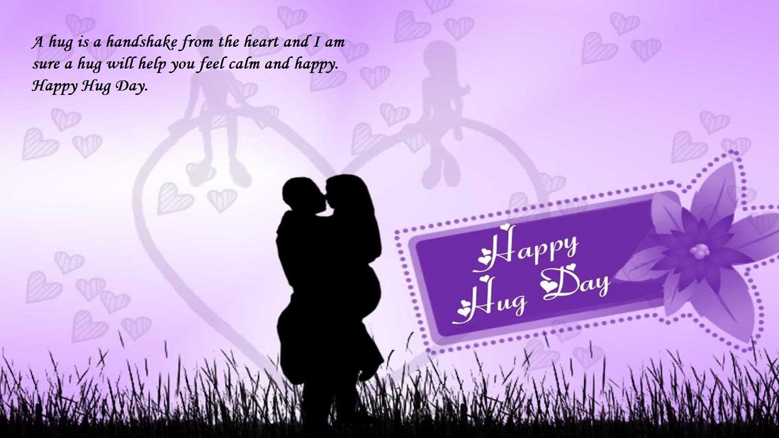 valentine hug day