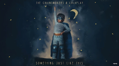 The Chainsmokers & Coldplay - Something Just Like This ( #Official #Lyric #Video )