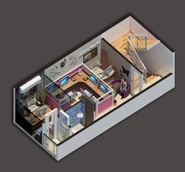 Archkala - Architects Office view