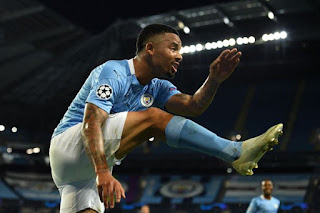 Gabriel Jesus: We have learned how to absorb pressure