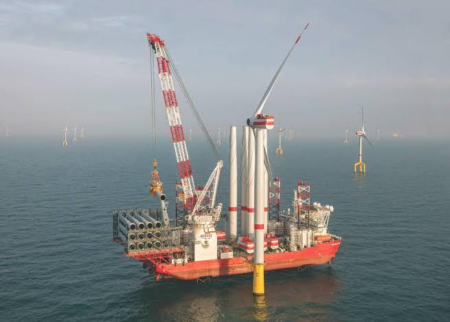 Premian a Seajacks con un contrato de energía eólica marina en Japón
