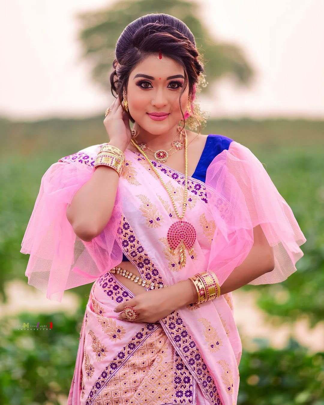 Pragya paramita assamese actress