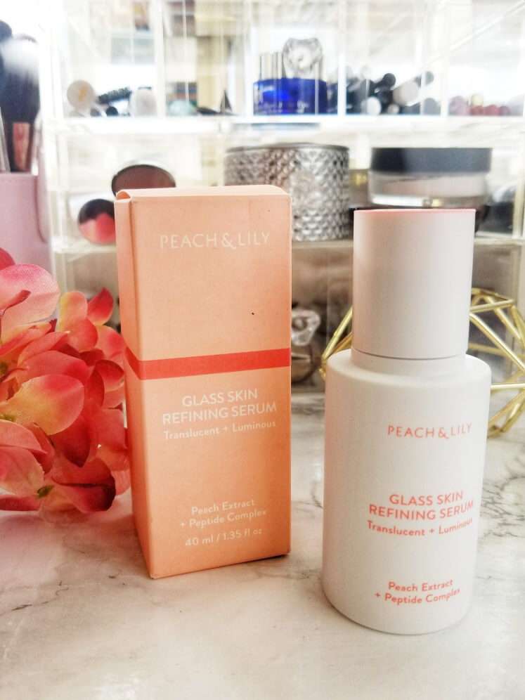 K-Beauty Brand Peach & Lily Glass Skin Refining Serum | Love It or Leave It? 1