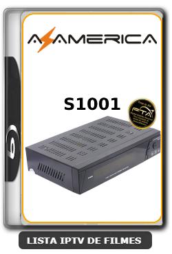 S1001 HD Atualização somente IKS ON