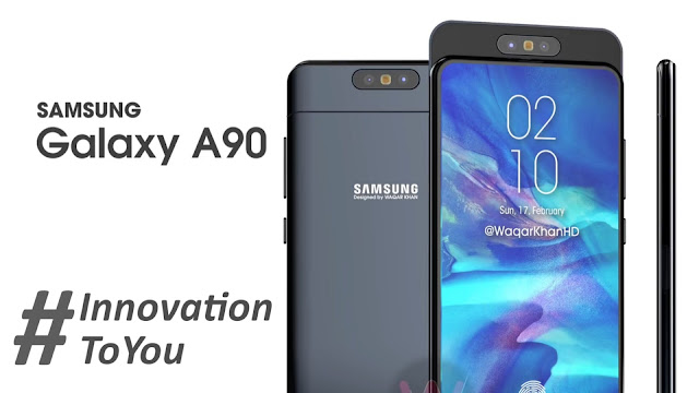 Samsung Galaxy A90 Launch and Price