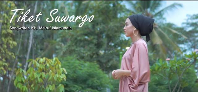 Lirik Lagu Tiket Suwargo - Suliyana (2020)