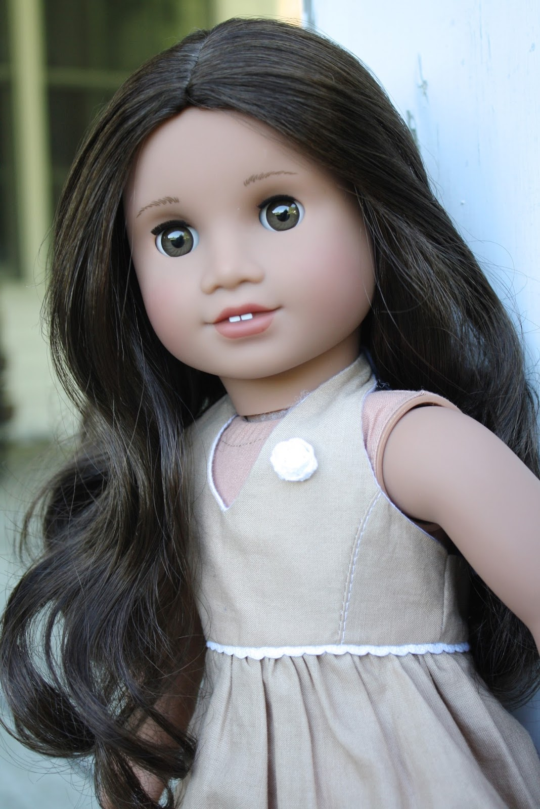 Pippaloo For Dolls: MY CUSTOM AMERICAN GIRL DOLLS