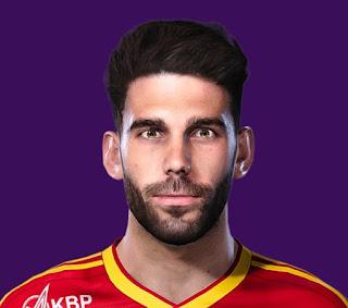 PES 2020 Faces Víctor Álvarez
