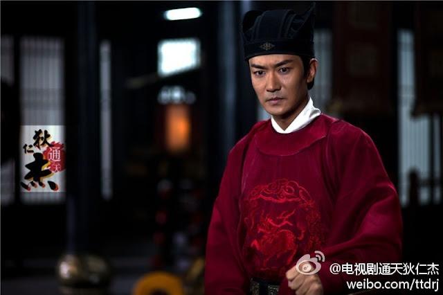 Li Jin Rong Tong Tian Detective Dee