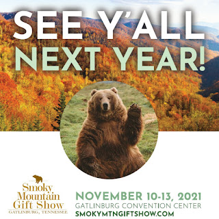 Clarion Events Smoky Mountain Gift Show 2021