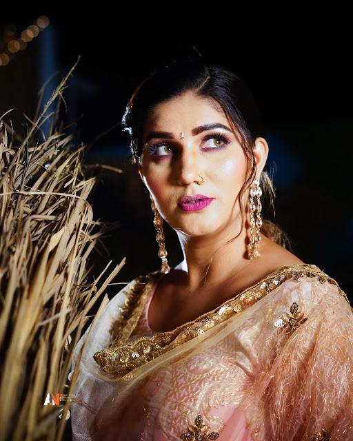 sapna chaudhary latest pic