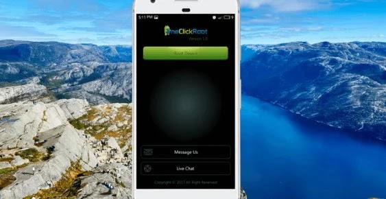 صورة تطبيق ONE CLICK ROOT
