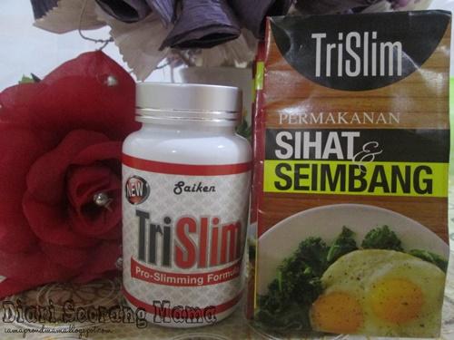 TRISLIM Membantu Menurunkan Berat Badan Seawal 7 Hari