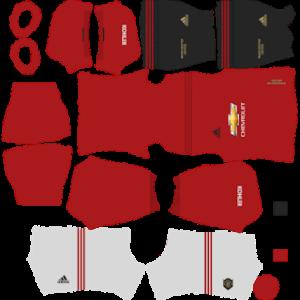 Kit DLS red devil manchester united New DLS 2020 update