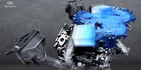 Start of production: new Twin Turbo 3.0-litre V6 for Infiniti