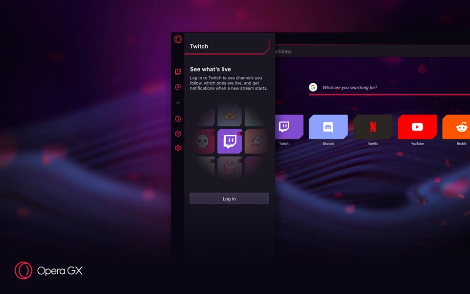 متصفح Opera GX الخاص بالـ Gaming سيدهشك كثيرا بخواصه المميزة !