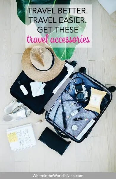 51+ OF THE BEST TRAVEL ACCESSORIES FOR MEN AND WOMEN