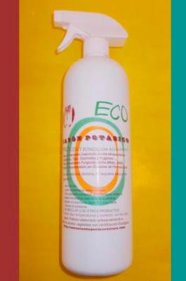 Insecticida Potasico contra el Pulgon