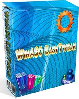 WinASO Easy Tweak Portable