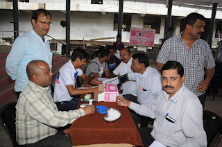Marwari Yuva Manch Organizes Cancer Detection Camp in Yelankha and Whitefield