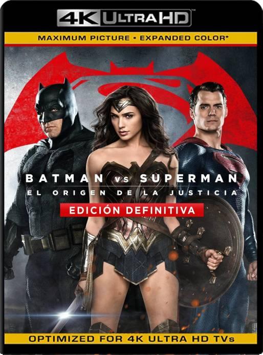 Batman vs Superman (2016) EXTENDED IMAX BDRip 4K HDR Latino [GoogleDrive] Ivan092