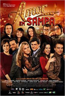 Dica de filme - Amor em Sampa