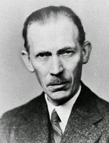 Johanes Nicolaus Bronsted - Peneliti Proses Katalisis Reaksi asam & basa