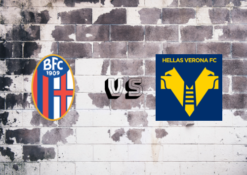 Bolonia vs Hellas Verona  Resumen