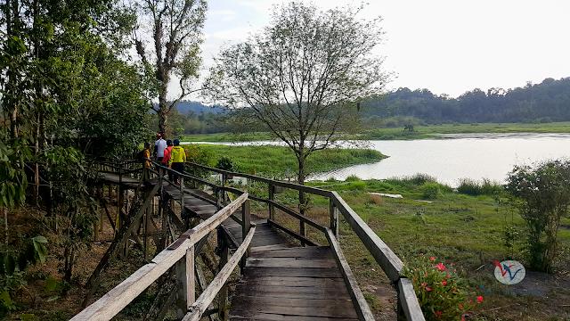 Trải nghiệm khu Ramsar Bàu Sấu