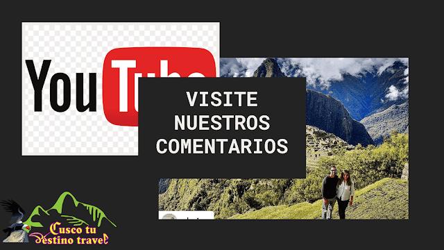 Testimonios de Machu Picchu