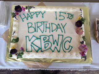 Pataky - KBWC 2016 birthday cake