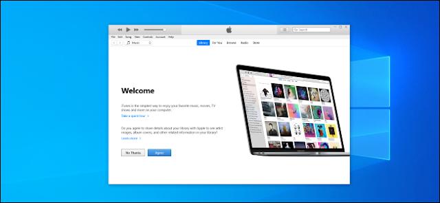Celah Keamanan iTunes Di Sistem Operasi Windows Dapat Disisipakn Ransomware