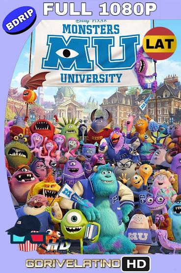 Monsters University (2013) BDRip 1080p Latino-Ingles MKV