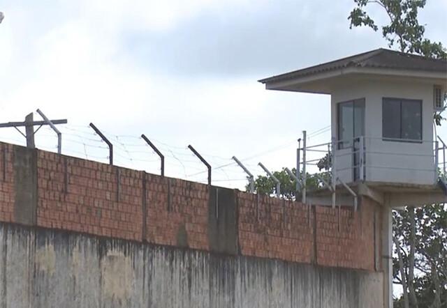 Policial penal é preso com celulares e carregadores em presídio