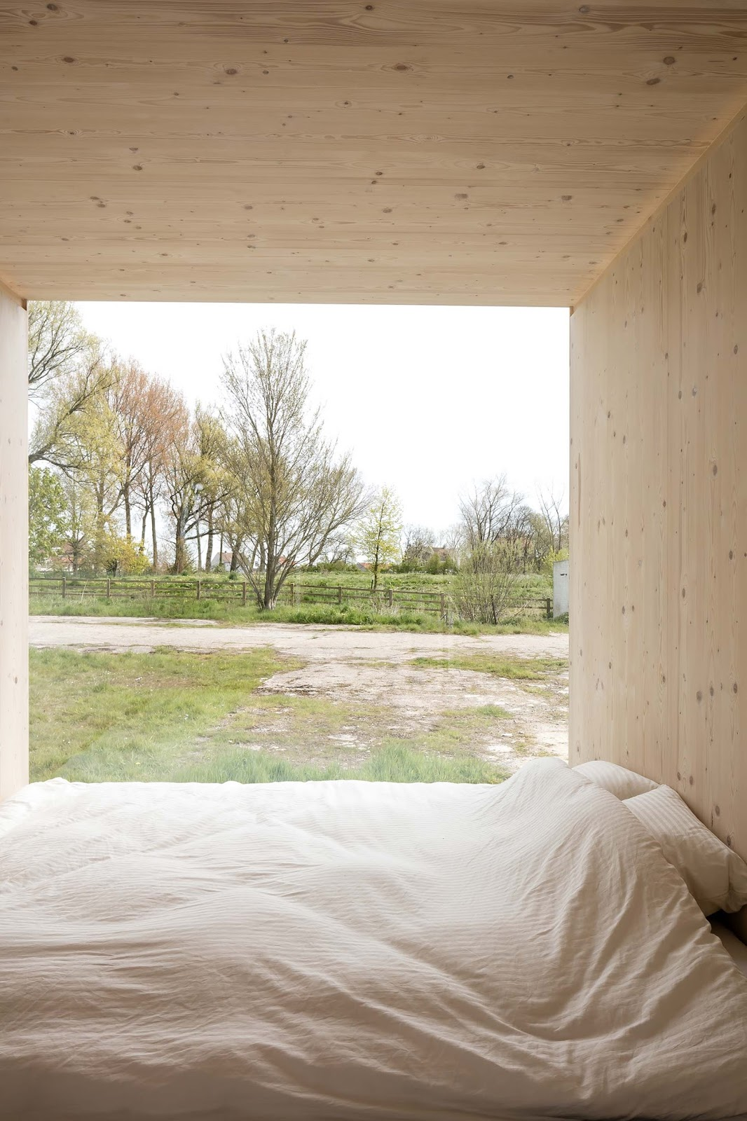 Tiny House Town The Ark Shelter