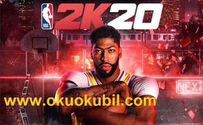 NBA 2k20 NBA 95.0.2 TÜM TAKIMLAR Sınırsız Para APK + OBB Hileli Android İndir 2020