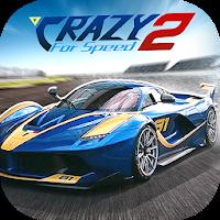 Crazy for Speed 2 v3.5.5016 Apk Mod [Dinheiro Infinito]