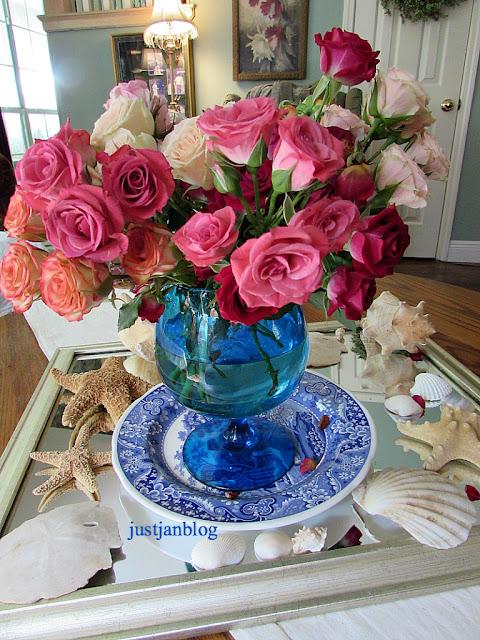 Roses and Seashells
