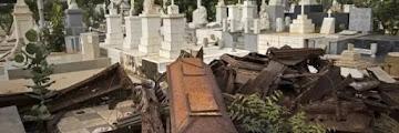 Krisis di Venezuela Makin Parah, Makam ikut Dijarah