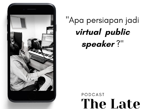 Menjadi Virtual Public Speaker