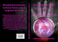 """Couverture de """"Le Novae Terrae, T3"""", de Bloodwitch Luz Oscuria"""