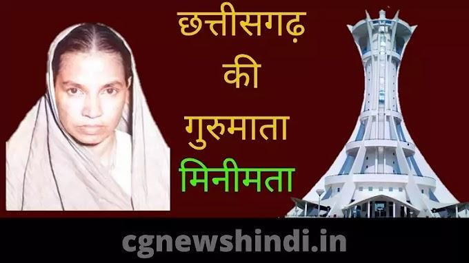 मिनी माता (छत्तीसगढ़): Mini Mata (Chhattisgarh)
